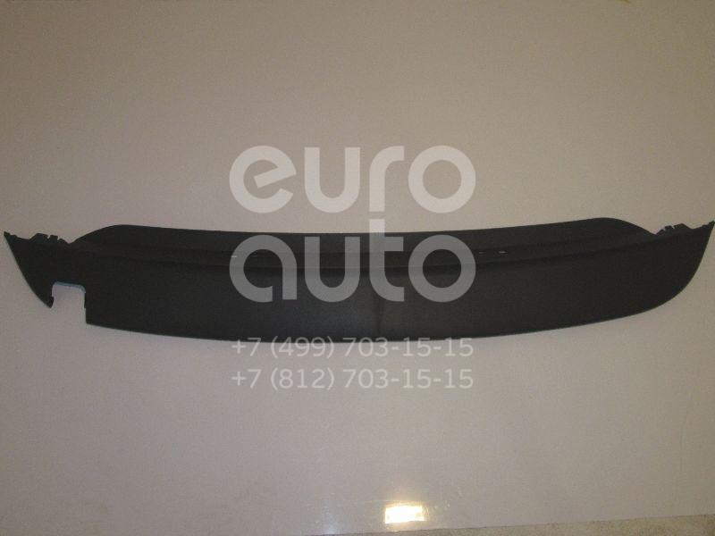 Спойлер заднего бампера для VW Golf VI 2009-2012 - Фото №1