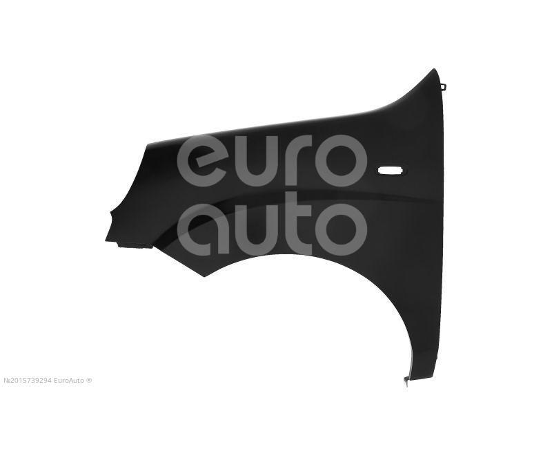 Крыло переднее левое для Fiat Doblo 2005-2015 - Фото №1