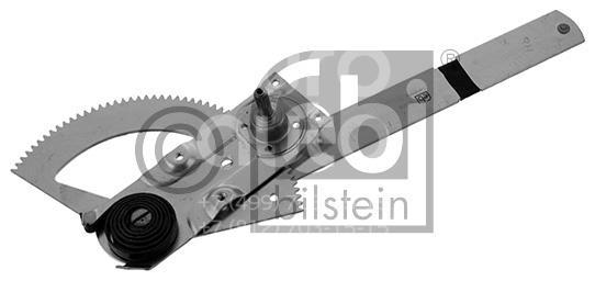 Купить Стеклоподъемник механ. передний правый Mercedes Benz G-Class W460 1979-1993; (09508)