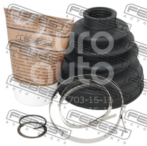 Купить Пыльник ШРУСа внутр. пер Nissan Pathfinder (R51) 2005-2014; (0215-R51T)