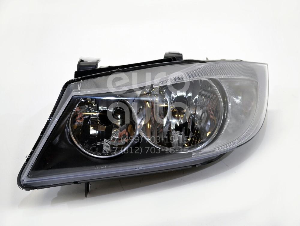 Фара левая для BMW 3-серия E90/E91 2005-2012 - Фото №1