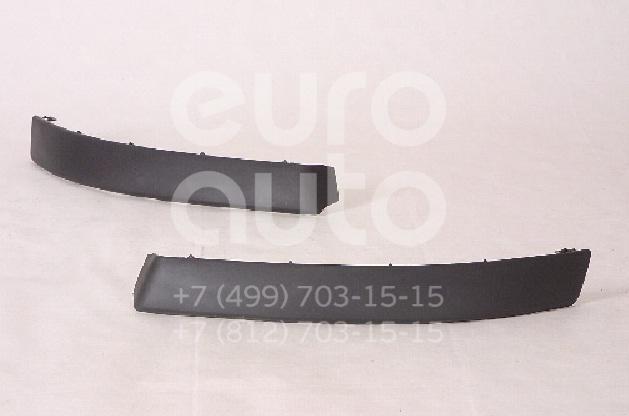 Купить Молдинг переднего бампера левый Citroen C4 2005-2011; (CT04016MAL)