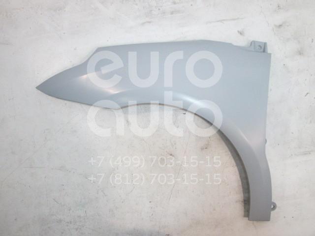 Купить Крыло переднее левое Citroen C4 2005-2011; (CT2500160-0L00)