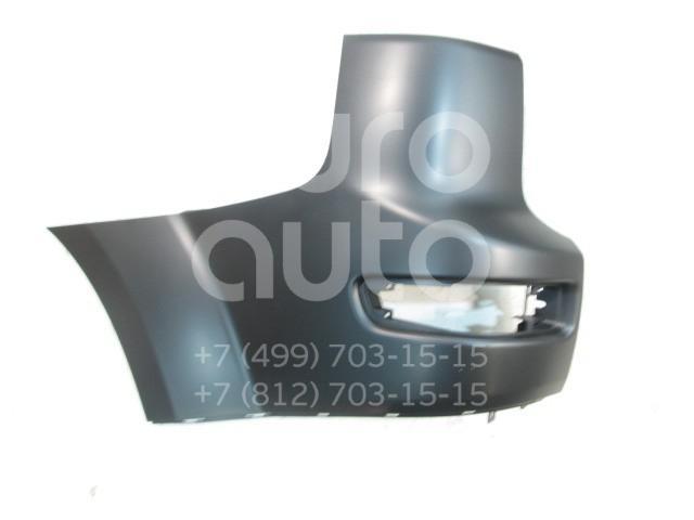 Купить Накладка заднего бампера левая Mitsubishi Outlander XL (CW) 2006-2012; (MB5010870-0L00)