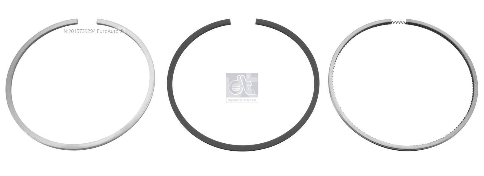 Купить Кольца поршневые к-кт на 1 цилиндр Volvo TRUCK FL10 1985-1998; (2.90083)