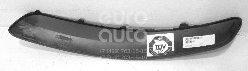 Молдинг переднего бампера правый для VW Golf V Plus 2005-2014 - Фото №1