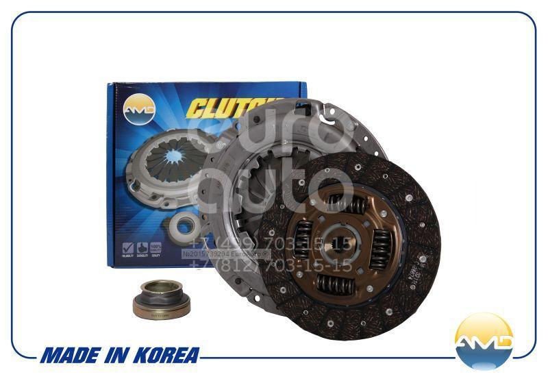 К-кт сцепления для Chevrolet Aveo (T250) 2005-2011 - Фото №1