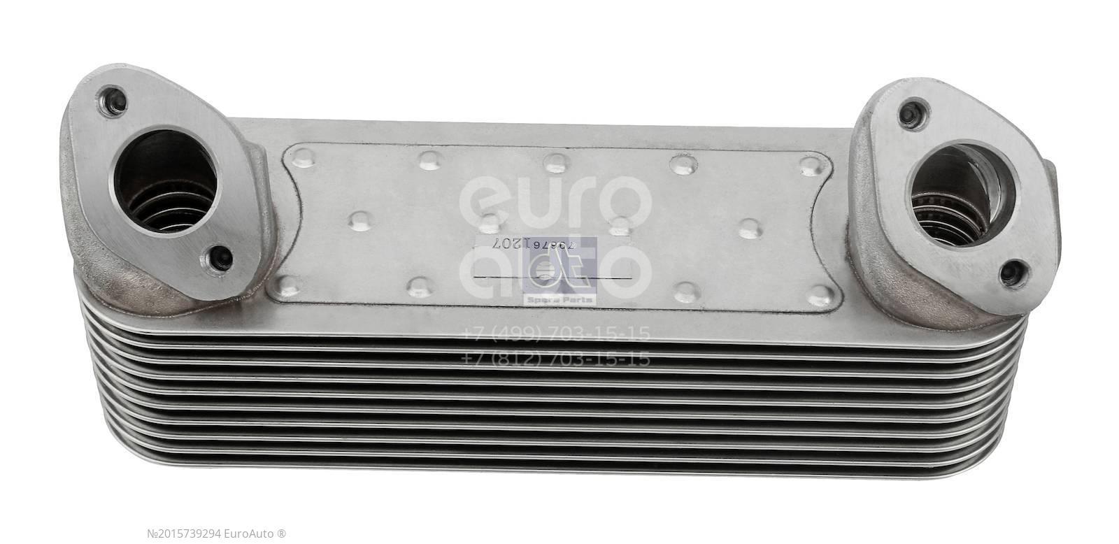 Радиатор масляный для MAN 3-Serie F2000 1994-2001 - Фото №1