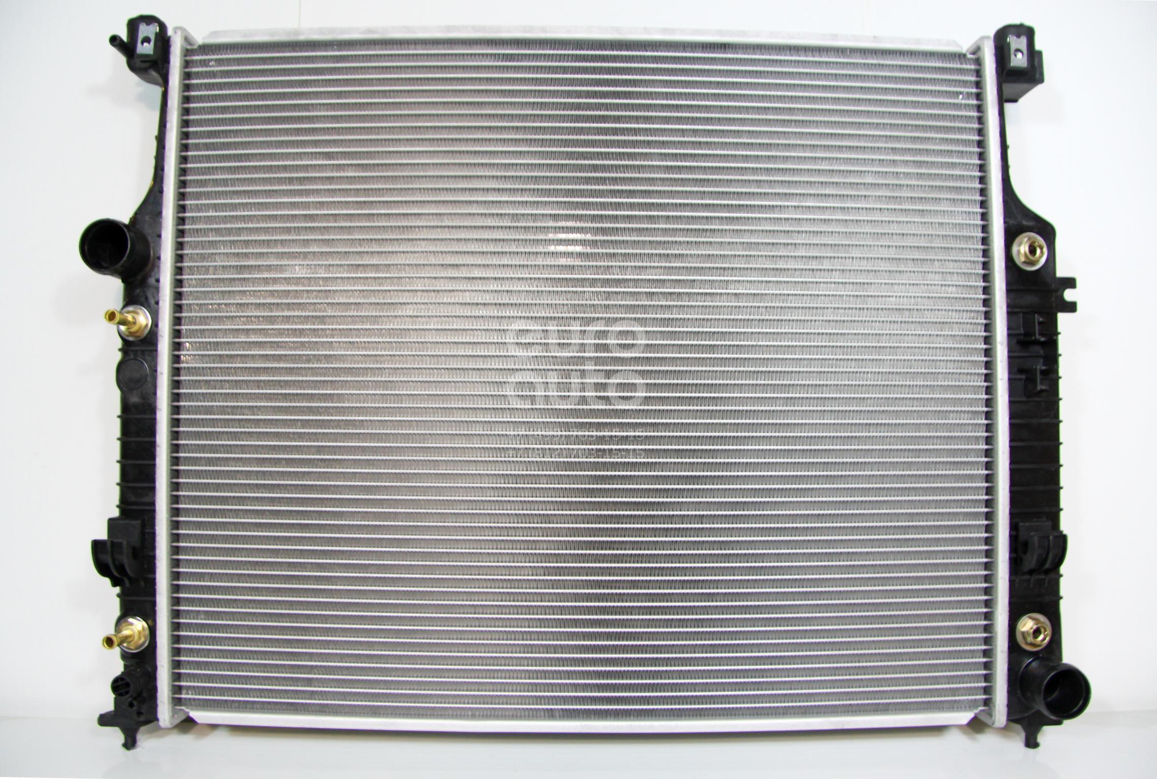 Купить Радиатор основной Mercedes Benz W164 M-Klasse (ML) 2005-2011; (512576J)
