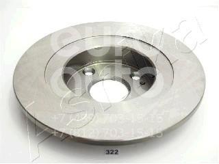 Купить Диск тормозной задний Mazda 323 (BJ) 1998-2003; (61-03-322)