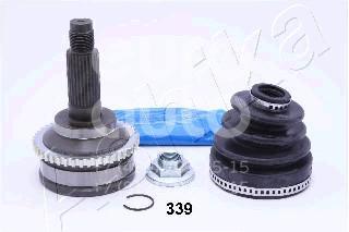 Купить ШРУС наружный передний Mazda MPV II (LW) 1999-2006; (62-03-339)