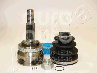 Купить ШРУС наружный передний Nissan Almera N16 2000-2006; (62-01-152)