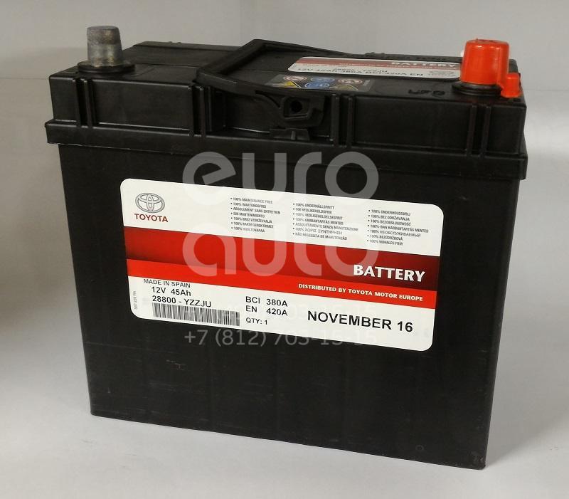 Аккумулятор Honda Civic 1991-1995; (28800YZZJU)  - купить со скидкой