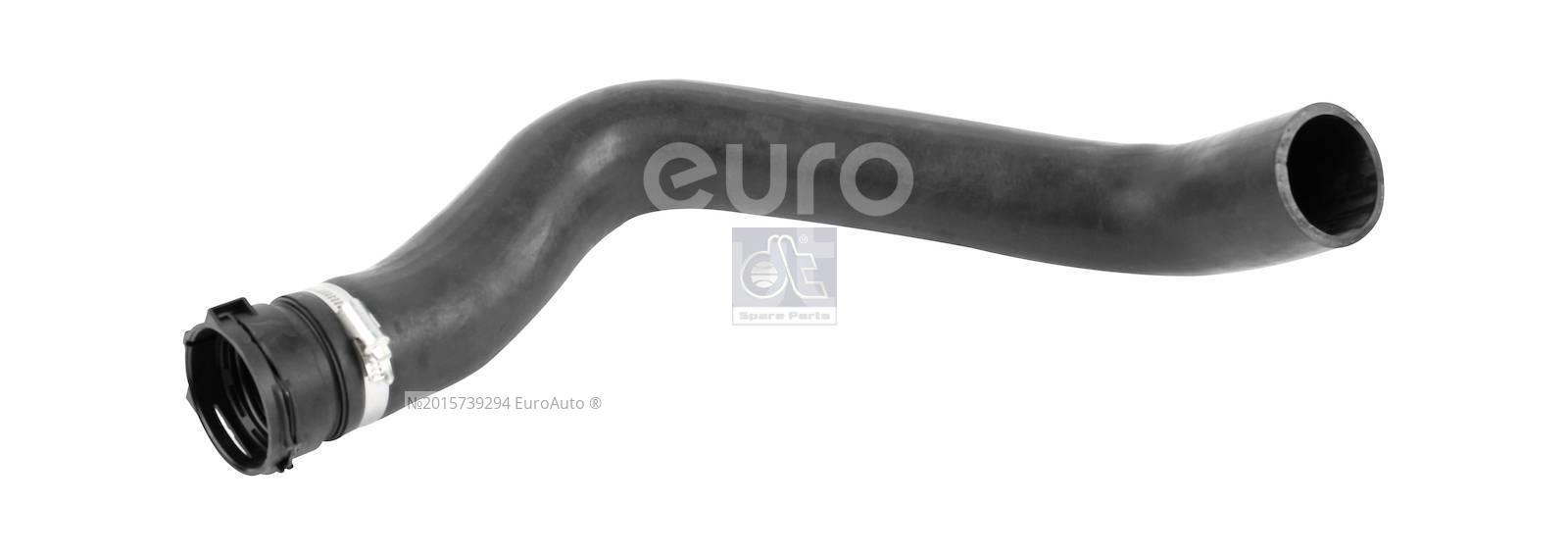 Патрубок радиатора для Iveco Stralis 2002-2006 - Фото №1