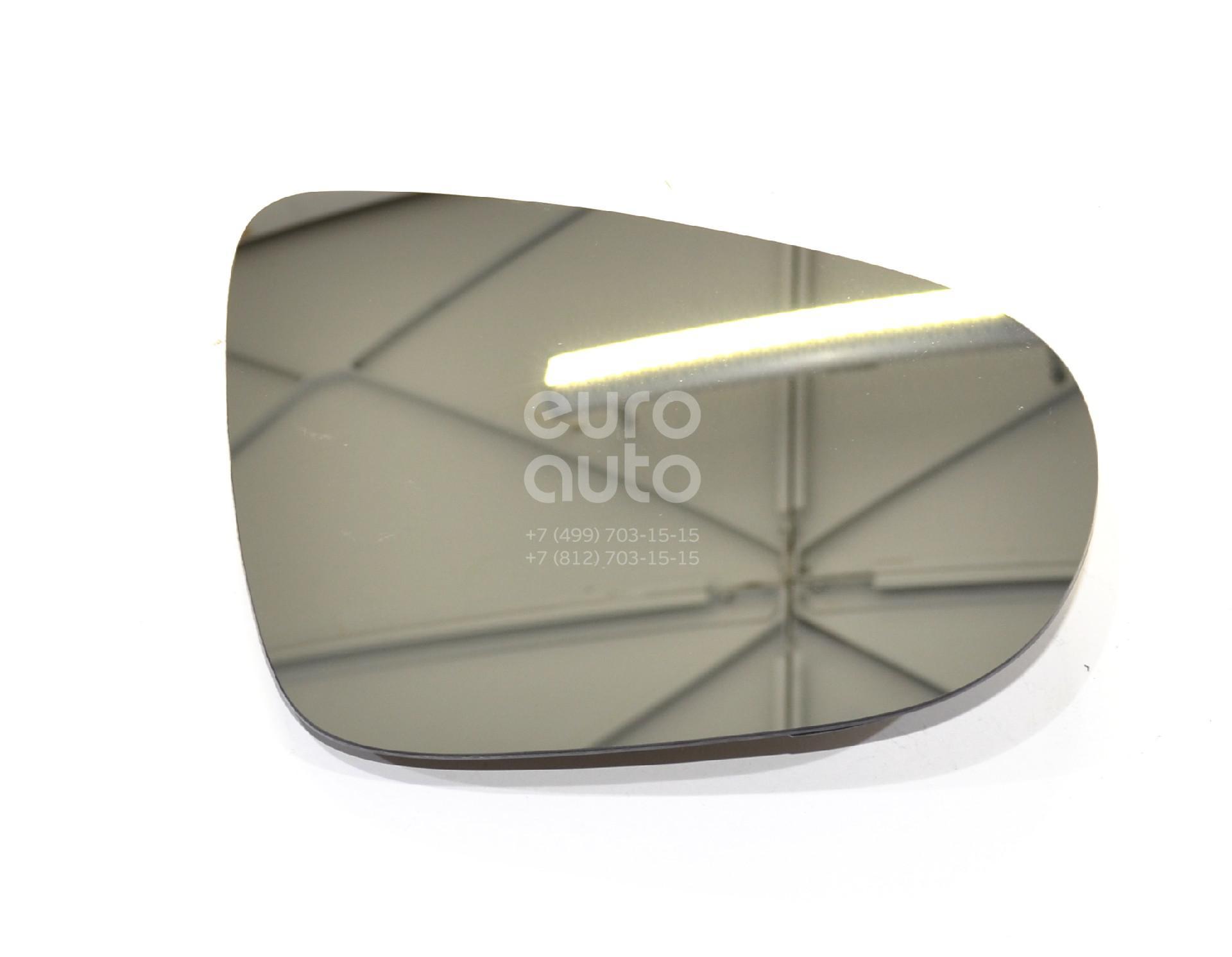 Купить Стекло зеркала электрического правого VW Golf VI 2009-2013; (6432124)