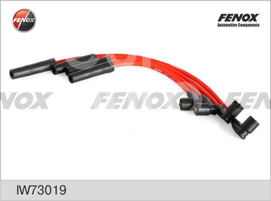 Провода высокого напряж. к-кт для Renault Sandero 2014> - Фото №1