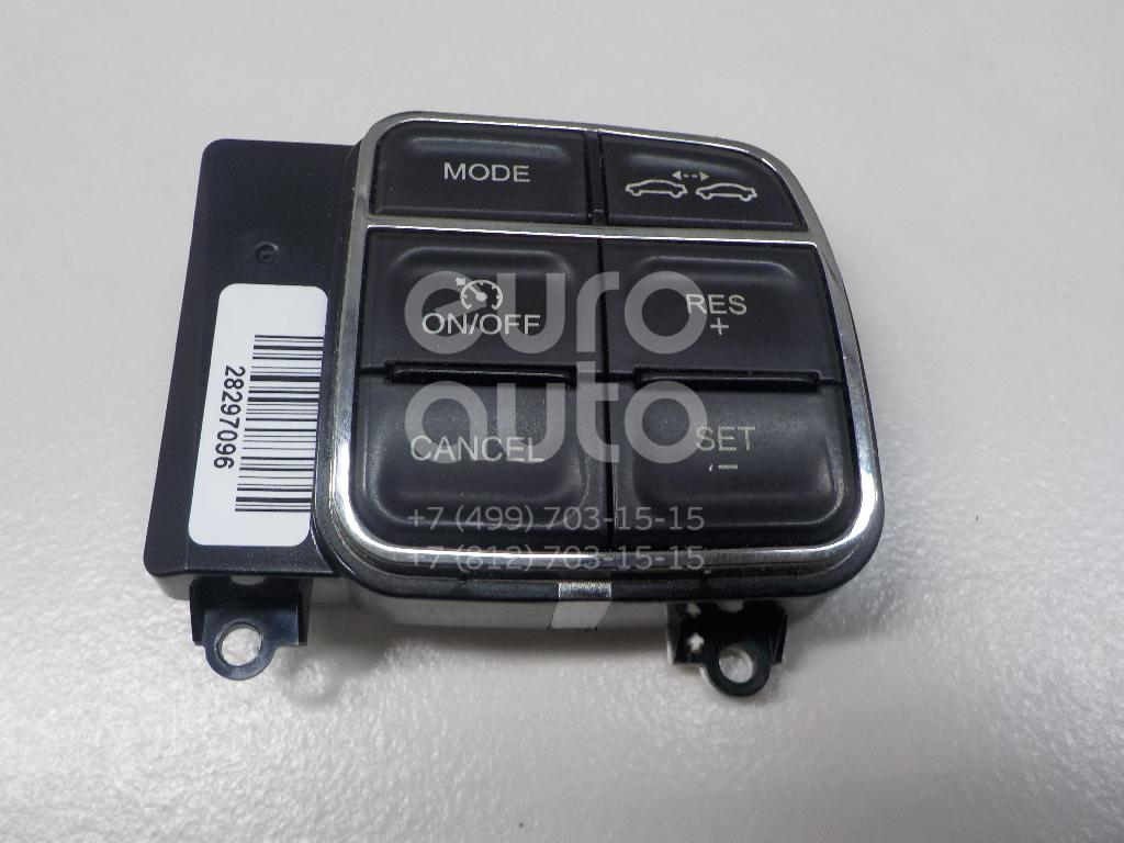 Блок кнопок Jeep Grand Cherokee (WK2) 2010-; (56046095AE)