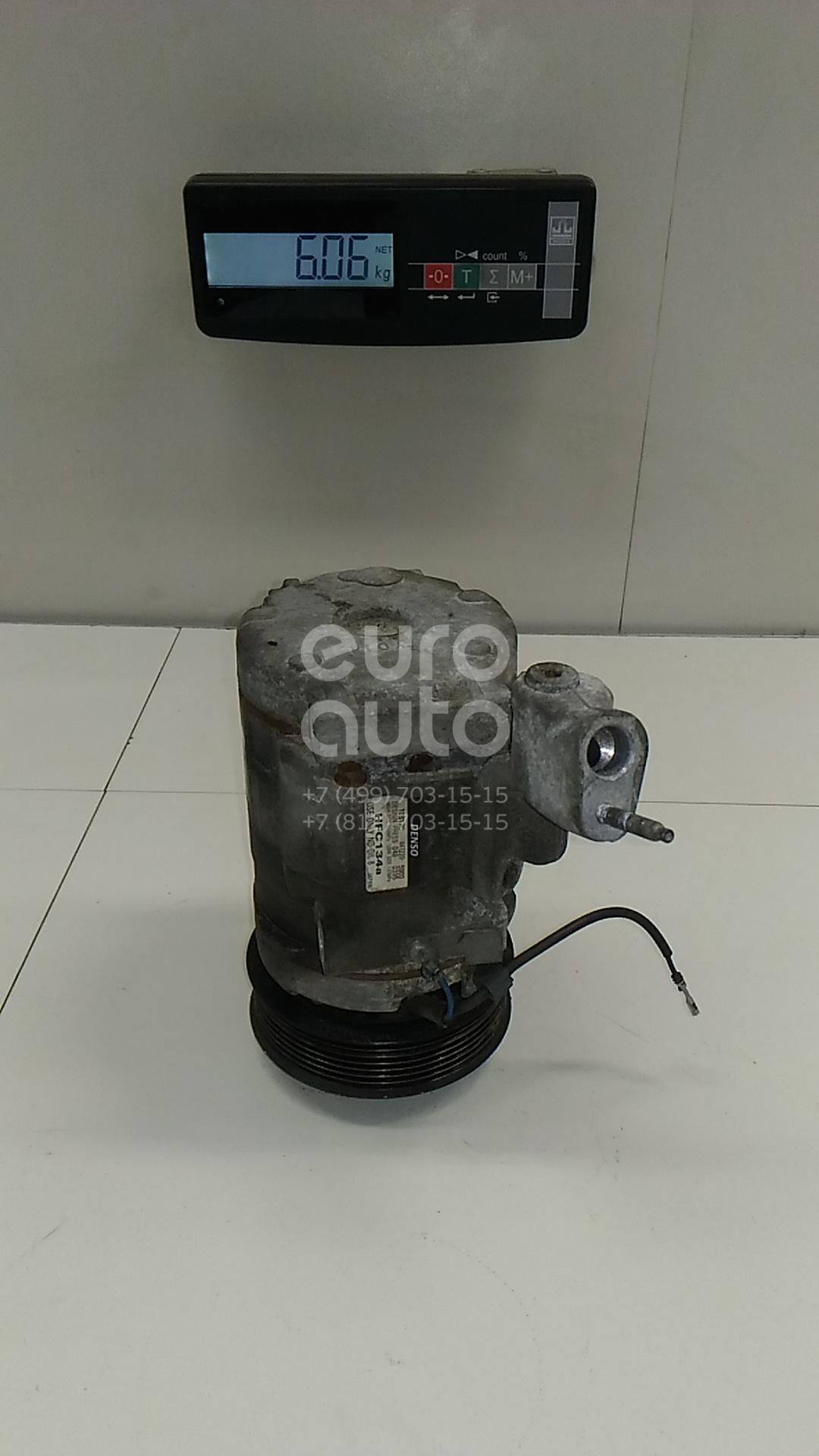 Купить Компрессор системы кондиционирования Honda Accord VII 2003-2008; (38810RBDE11)