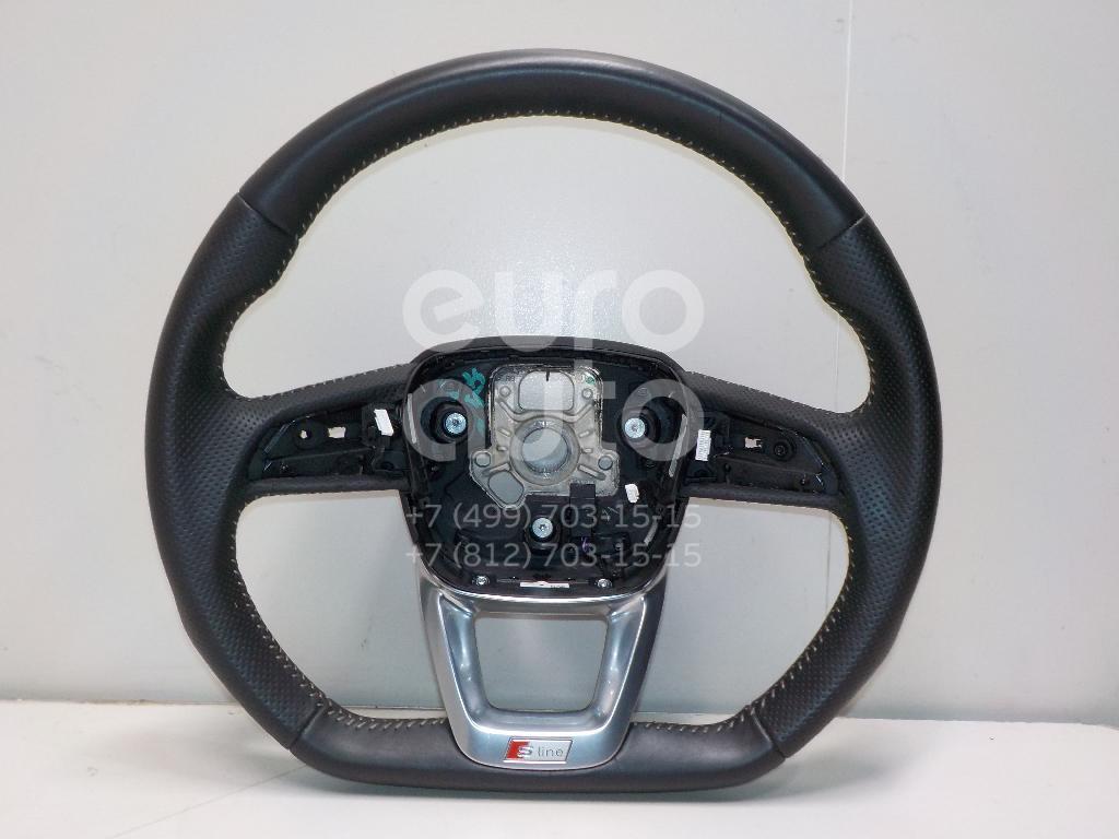 Купить Рулевое колесо для AIR BAG (без AIR BAG) Audi Q7 [4M] 2015-; (4M0419091HPPP)