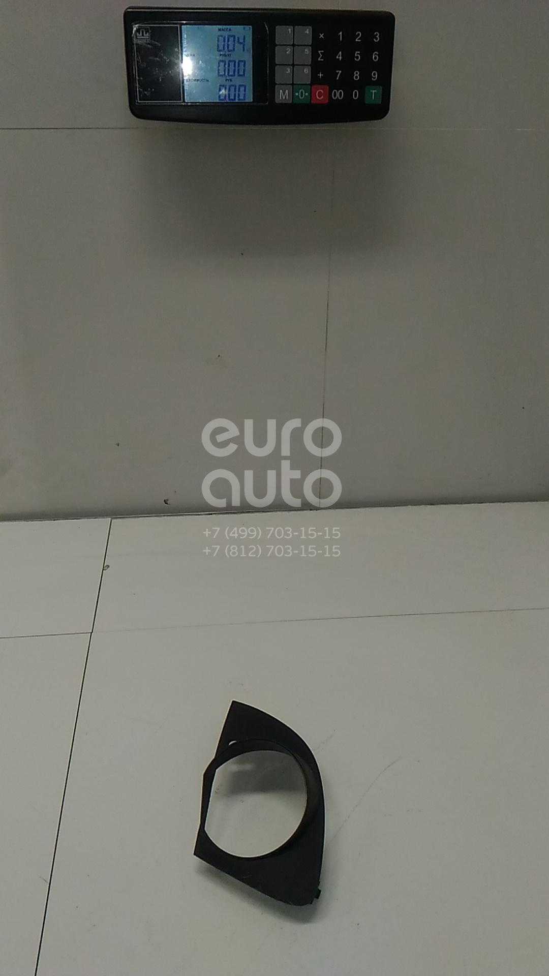 Купить Рамка противотуманной фары левой BMW 7-серия E65/E66 2001-2008; (51117142179)