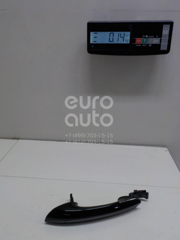 Ручка двери наружная левая BMW 7-серия G11/G12 2014-; (51217411029)  - купить со скидкой