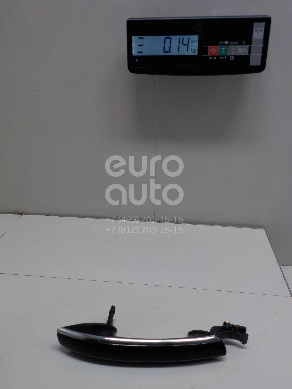 Купить Ручка двери наружная правая BMW 7-серия G11/G12 2014-; (51217411030)