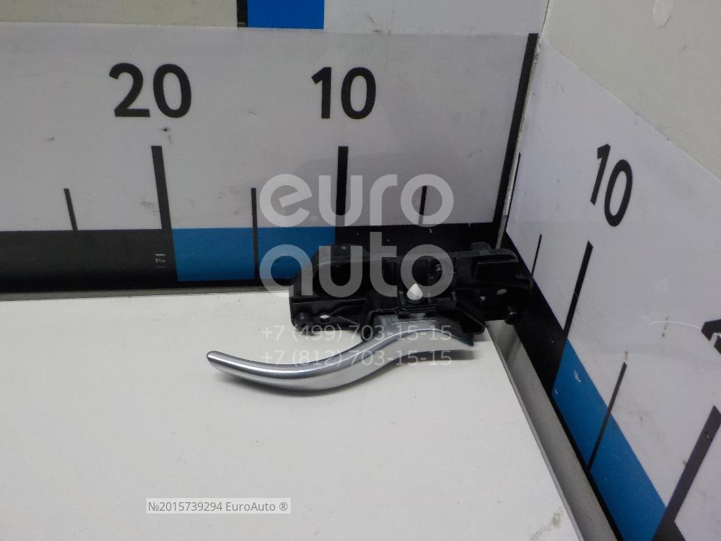Купить Ручка двери передней внутренняя правая BMW 7-серия G11/G12 2014-; (51417398826)