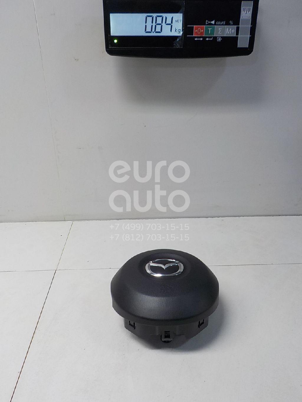 Купить Подушка безопасности в рулевое колесо Mazda Mazda 3 (BM) 2013-2016; (KD4557K00B02)