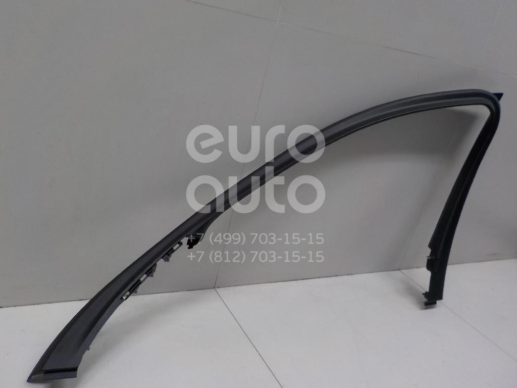 Купить Накладка двери передней правой BMW 7-серия G11/G12 2014-; (51412708580)