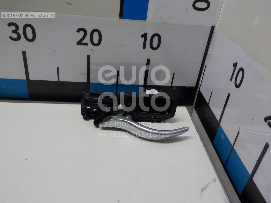Ручка двери задней внутренняя левая BMW 7-серия G11/G12 2014-; (51427398881)  - купить со скидкой