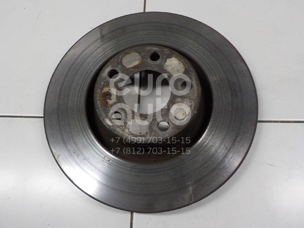 Диск тормозной передний вентилируемый Audi A6 [C6, 4F] 2004-2011; (4F0615301E)  - купить со скидкой