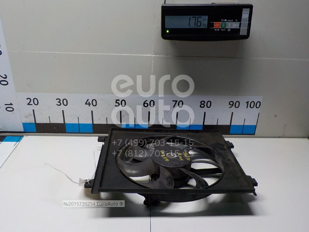 Вентилятор радиатора Kia Cerato 2004-2008; (977302F000)