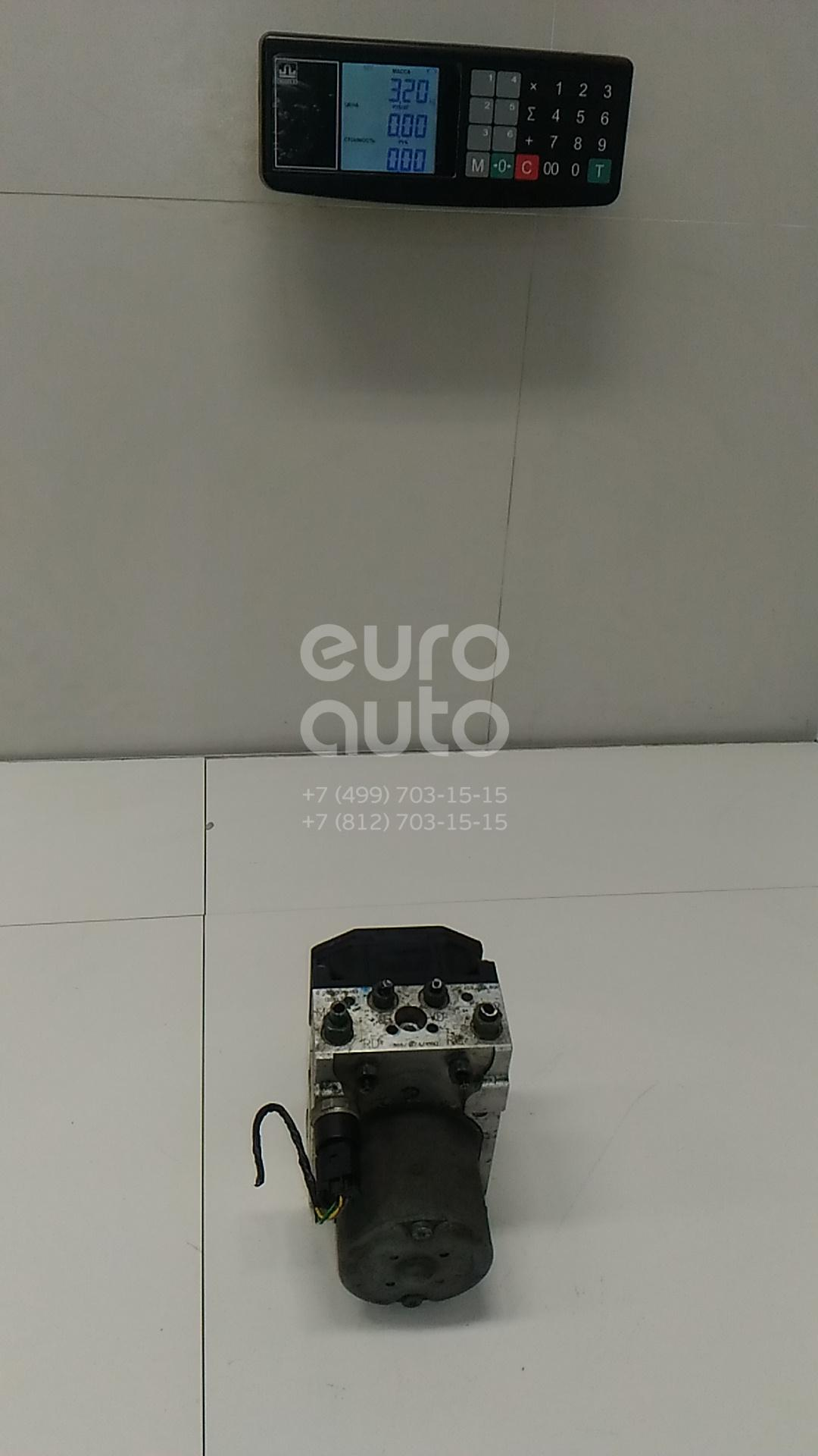 Купить Блок ABS (насос) Citroen Xsara Picasso 1999-2010; (4541C8)