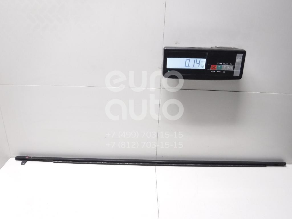 Купить Накладка стекла переднего левого Nissan Tiida (C11) 2007-2014; (80821ED000)