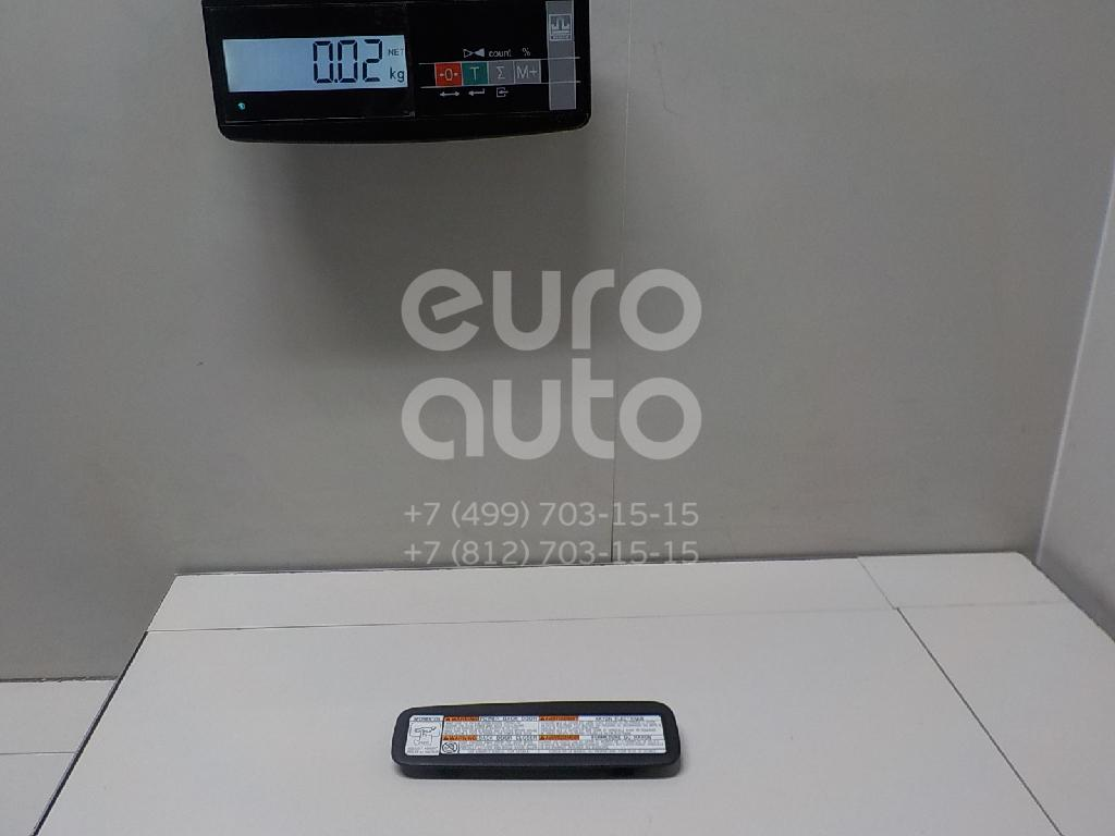 Купить Накладка (кузов внутри) Lexus NX 200/300H 2014-; (6478578010C0)