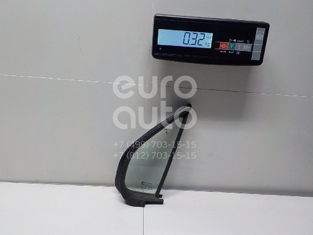 Купить Стекло двери передней левой (форточка) Opel Agila A 2000-2008; (9204071)