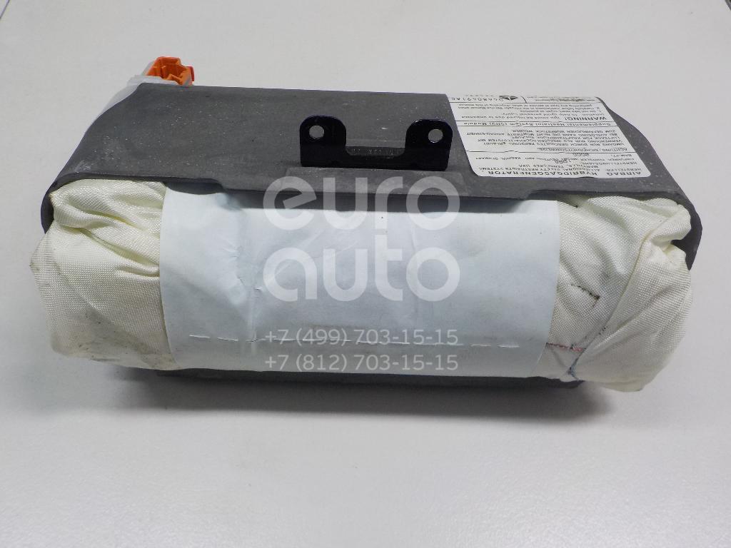 Купить Подушка безопасности пассажирская (в торпедо) Chrysler Voyager/Caravan 1996-2001; (04680491AC)