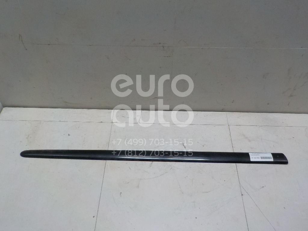 Купить Молдинг передней правой двери Peugeot 206 1998-2012; (8545S9)