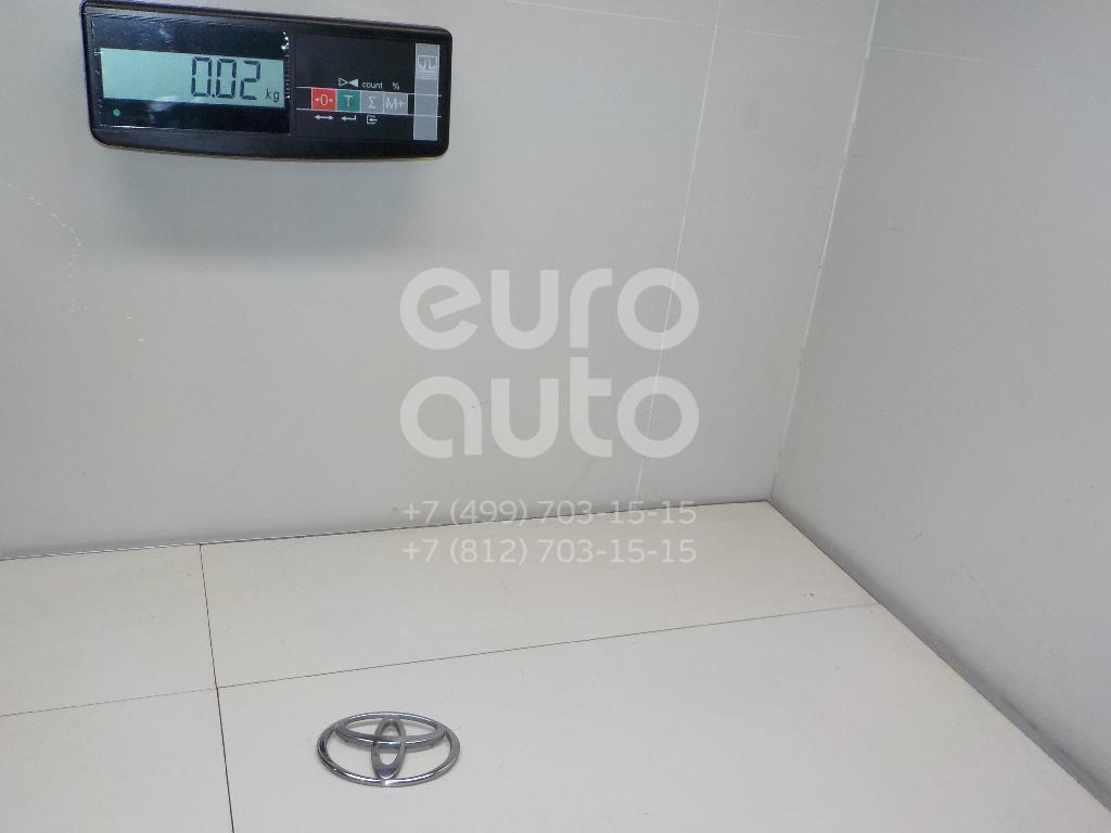 Купить Эмблема Toyota Sequoia (K3, K4) 2000-2008; (754310C010)