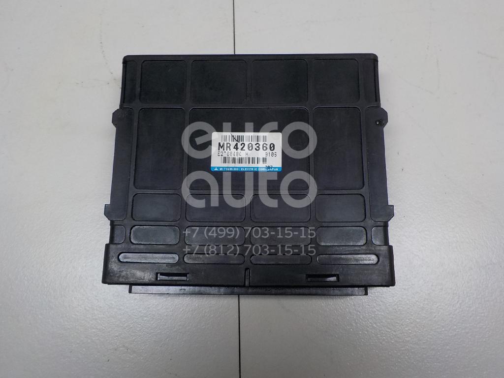 Купить Блок управления двигателем Mitsubishi Carisma (DA) 1999-2003; (MR420360)