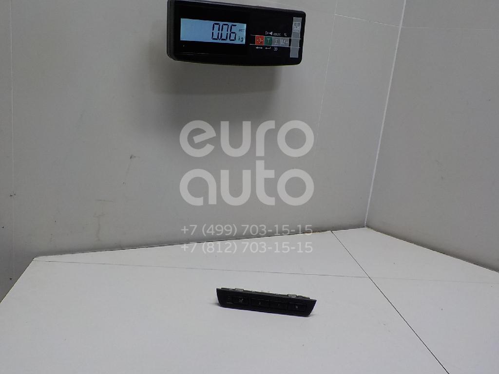 Купить Блок кнопок управления сиденьем BMW 7-серия F01/F02 2008-2015; (61319215793)