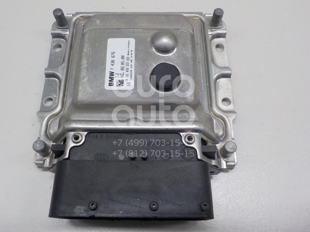 Купить Блок электронный BMW X5 F15 2013-; (61357394466)