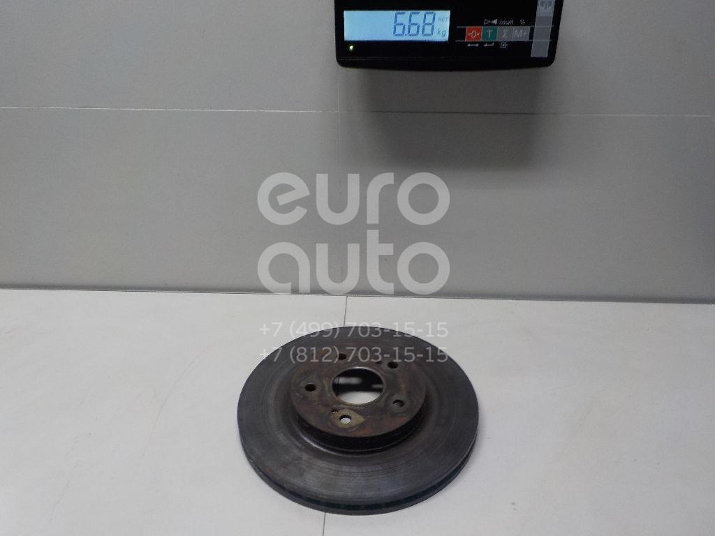 Диск тормозной передний вентилируемый Suzuki Grand Vitara 2005-2015; (5521165J01)  - купить со скидкой