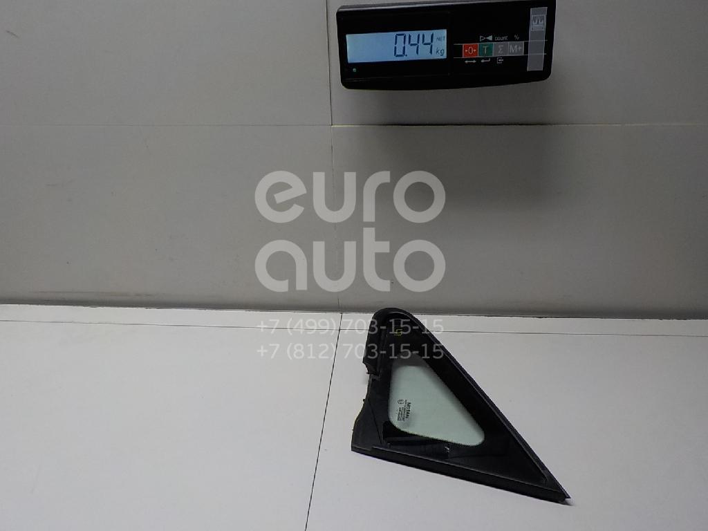 Купить Стекло кузовное глухое левое Nissan Tiida (C11) 2007-2014; (76821ED500)