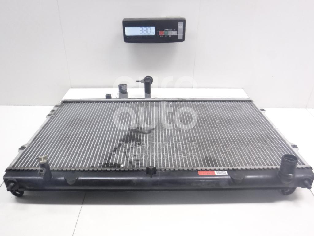 Купить Радиатор основной Hyundai Starex H1/Grand Starex 2007-; (253104H100)