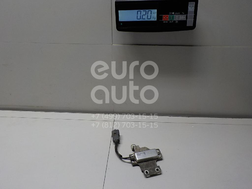 Блок управления вентилятором Nissan Tiida (C11) 2007-2014; (21493EW80A)