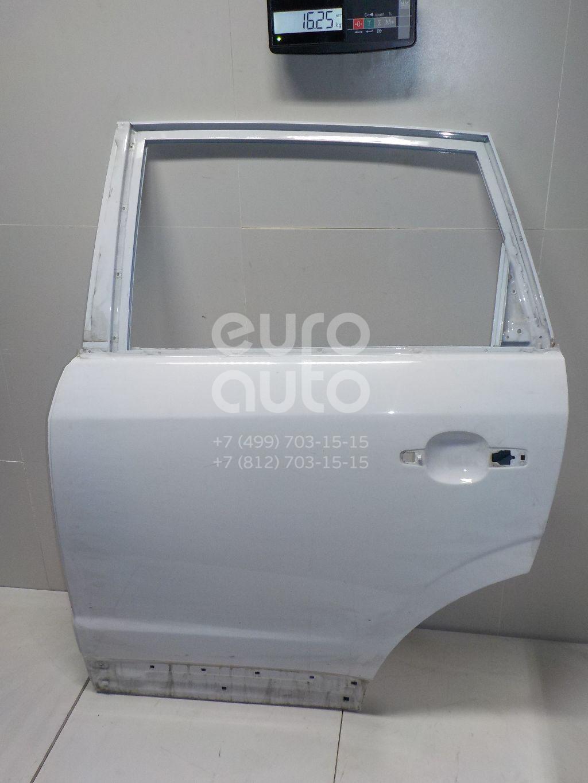 Купить Дверь задняя левая Opel Antara 2007-2015; (96849955)