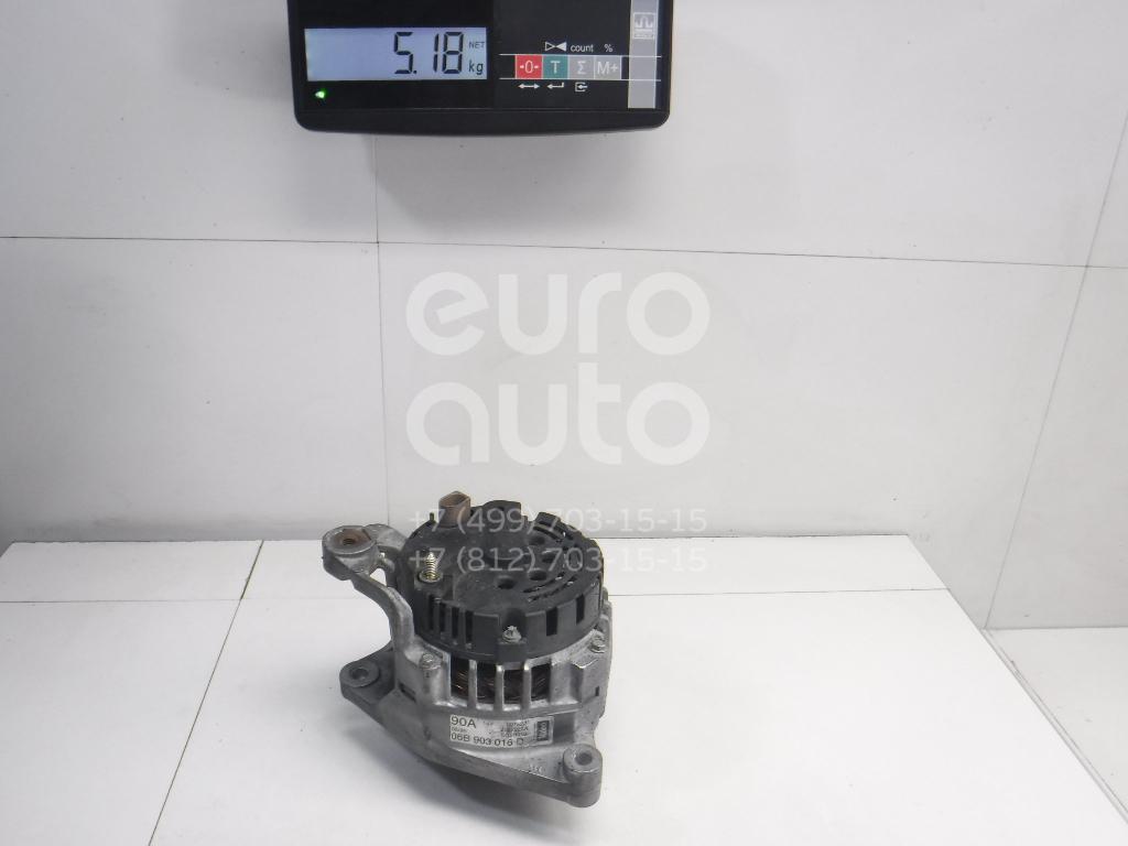 Генератор VW Passat [B5] 1996-2000; (06B903016D)