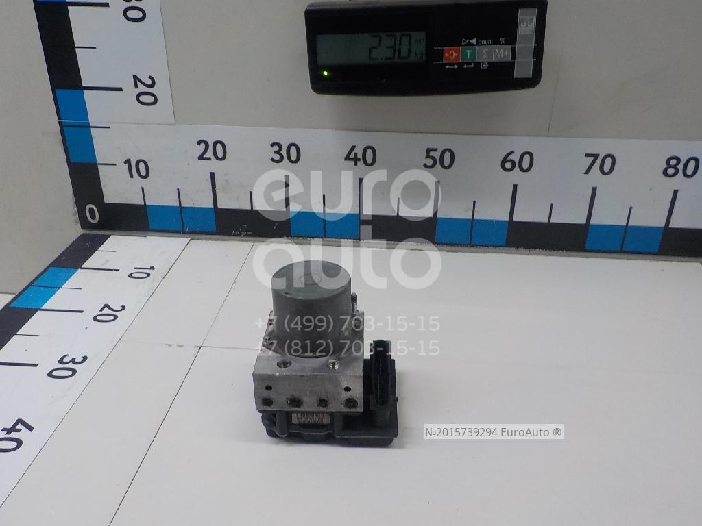 Купить Блок ABS (насос) Citroen Xsara Picasso 1999-2010; (4541L7)