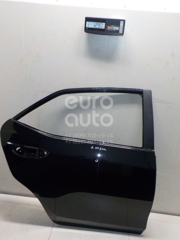 Купить Дверь задняя правая Toyota Corolla E18 2013-; (6700302410)